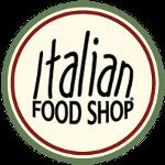 Italian food shop LOGO